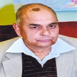 Dr SC Mishra