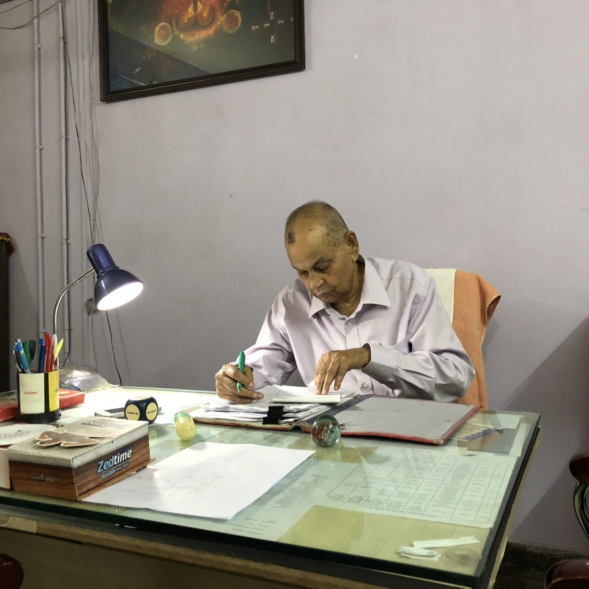 DIRECTOR-DR SC MISHRA